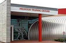 Liverpool Training Ground