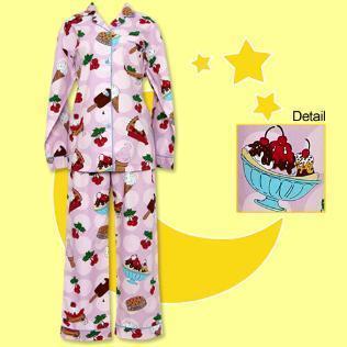 Liz's pajama