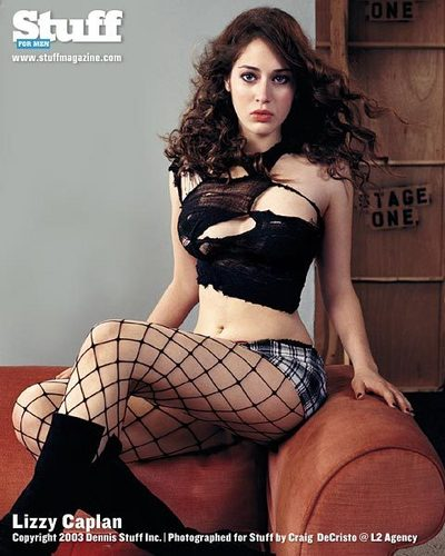 Lizzy Caplan wallpaper possibly with bare legs, hosiery, and attractiveness titled Lizzy Caplan