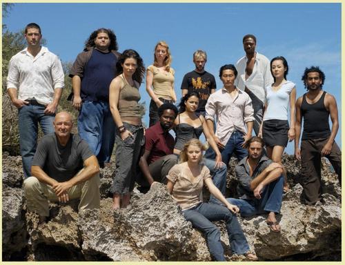 로스트 Cast- season 2