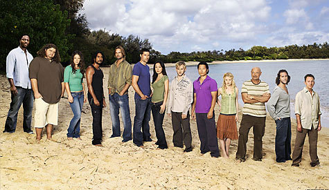 Lost wallpaper called Lost Cast- season 3