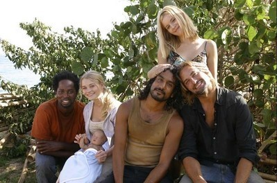 Lost-behind the scene