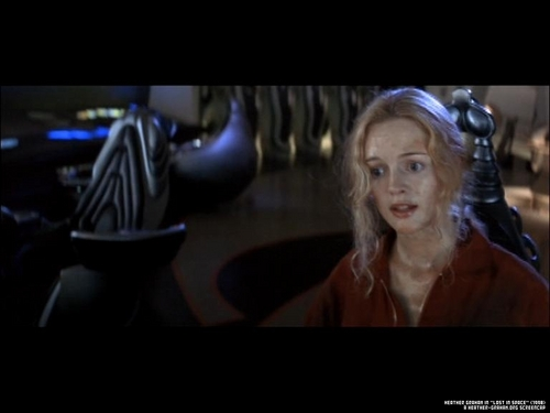 heather graham images lost in space hd wallpaper and