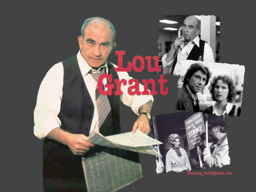 Lou Grant tunjuk