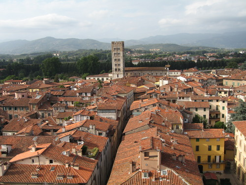 Italy wallpaper entitled Lucca