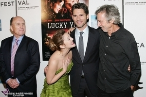 Lucky You Premiere