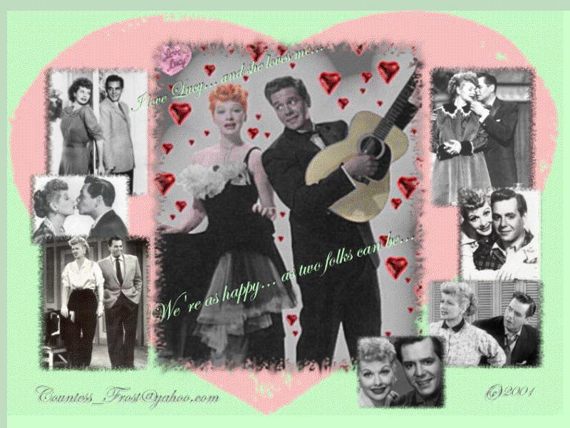 Lucy & Ricky