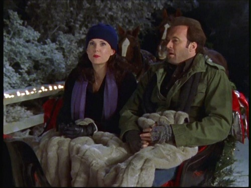 Luke & Lorelai (Gilmore Girls)