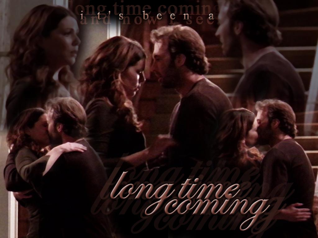 Luke & Lorelai (Gilmore Girls)