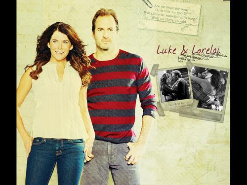 Luke & Lorelai