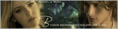 Michael & Maria karatasi la kupamba ukuta entitled M&M