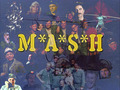MASH - m-a-s-h fan art