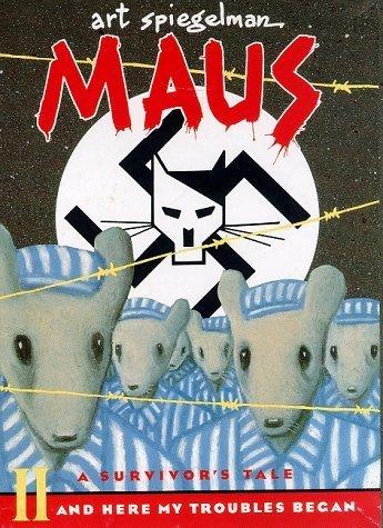 MAUS Vol. 2