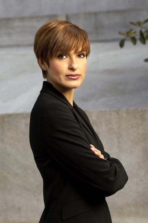 Mariska Hargitay Olivia Benson