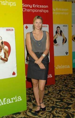Maria Sharapova wallpaper entitled MaSha