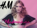 Madonna for H&M - madonna fan art