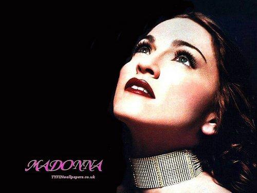 Madonna fond d'écran probably containing a portrait titled Madonna