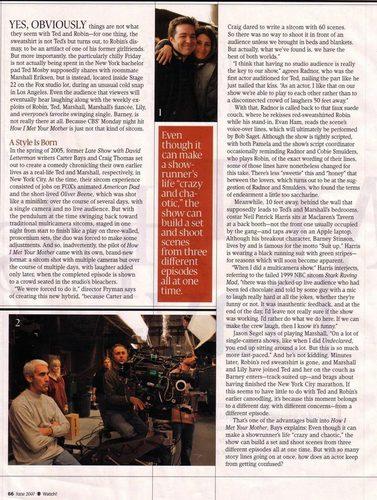 Magazine Interview Two