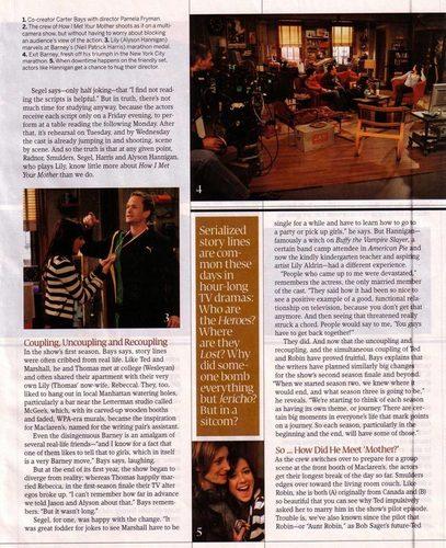 Magazine Interview Three