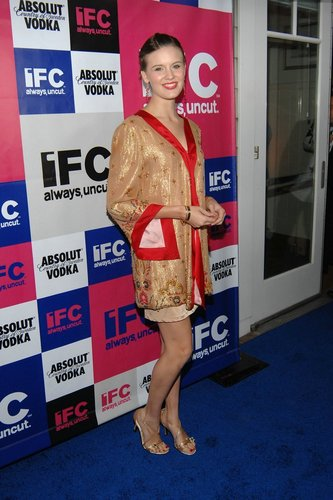 Maggie @ IFC Party