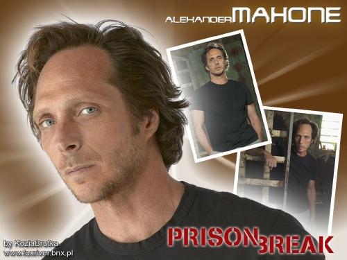 Mahone Prison Break