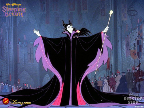 Maleficent Wallpaper - disney-villains Wallpaper