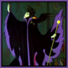 villanos de disney foto possibly containing anime entitled Maleficent