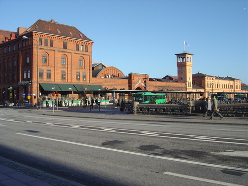 Malmö Train Station