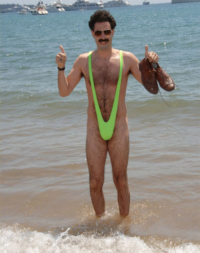 Mankini - borat Photo