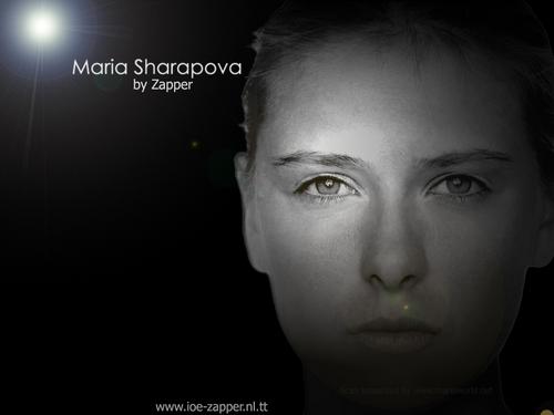 Maria Sharapova achtergrond entitled Maria Sharapova