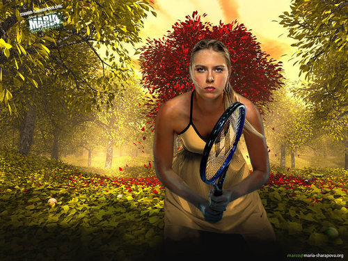 Maria Sharapova wallpaper entitled Maria Sharapova