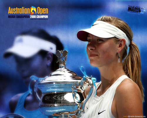 Maria Sharapova wallpaper titled Maria Sharapova