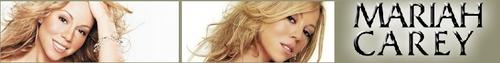 Mariah Carey Banner