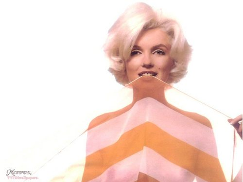 Marilyn Monroe wallpaper possibly with a portrait entitled Marilyn