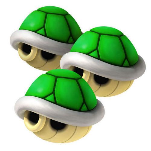 Mario Kart Wii Items