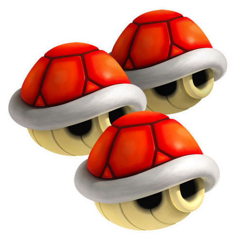 Mario Kart Wii Items - mario-kart Photo