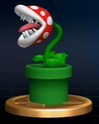 Mario Series Trophies