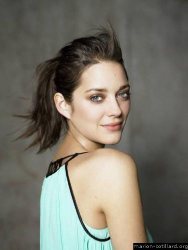 Marion Cotillard wallpaper containing attractiveness and a portrait entitled Marion Cotillard