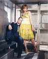 Mariska and Chris