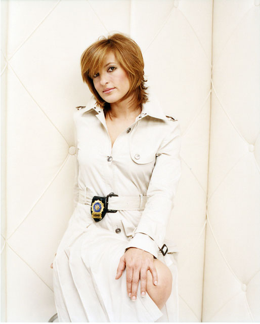 Mariska : 60th Annual Emmy Awards - Mariska Hargitay Photo