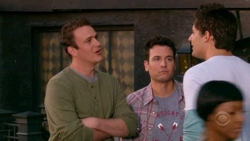 Marshall/Ted/Brad