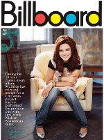 Martina on U.S. magazine cover