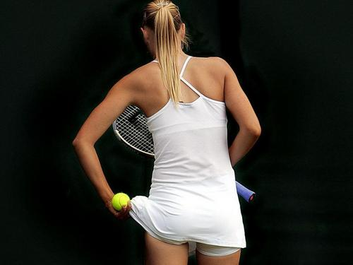 Maria Sharapova wallpaper titled Masha