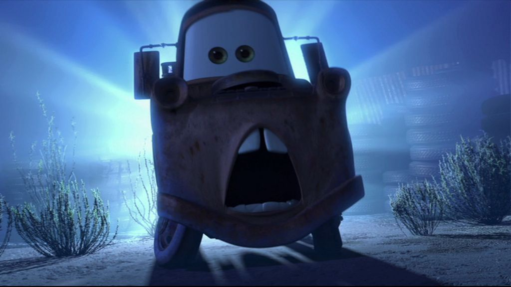 Mater and the Ghostlight movies