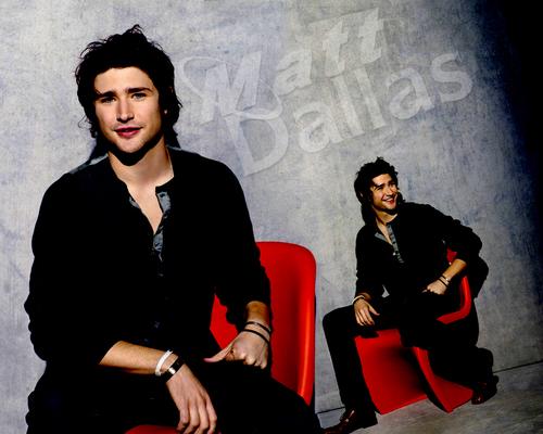 Matt Dallas wallpaper called Matt