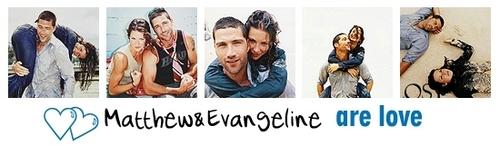 Matthew & Evangeline Banner