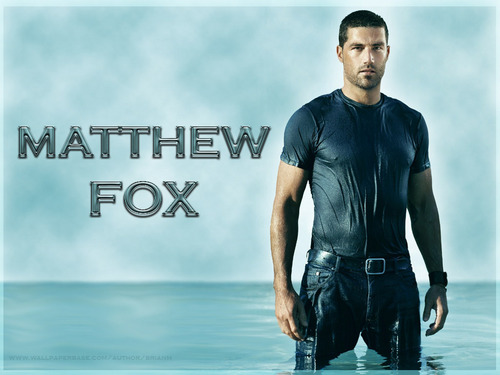 Matthew Fox - lost Wallpaper