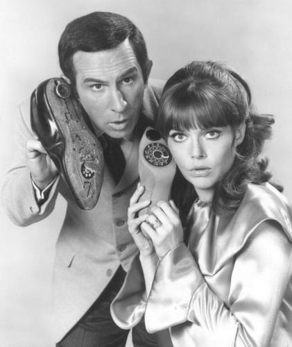 tv couples wallpaper called Max & Agent 99 (Get Smart)