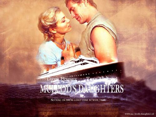 Mcleod-Titanic movie poster - mcleods-daughters Wallpaper