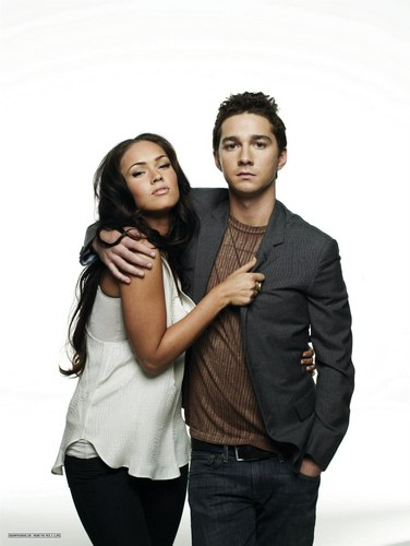 Megan & Shia